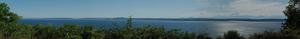 Panorama falaise