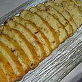 Cake aux oignons fondants