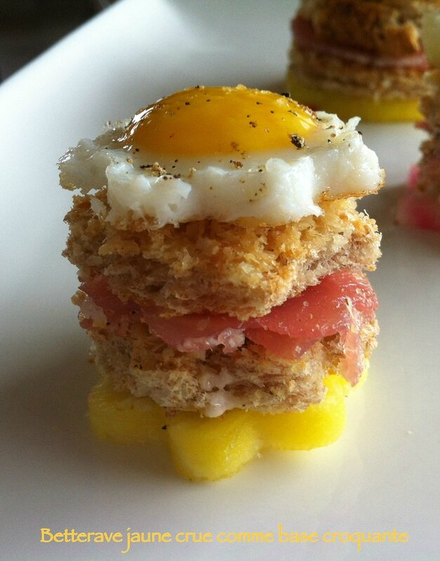 Mini Croque Madames Recipe — Dishmaps