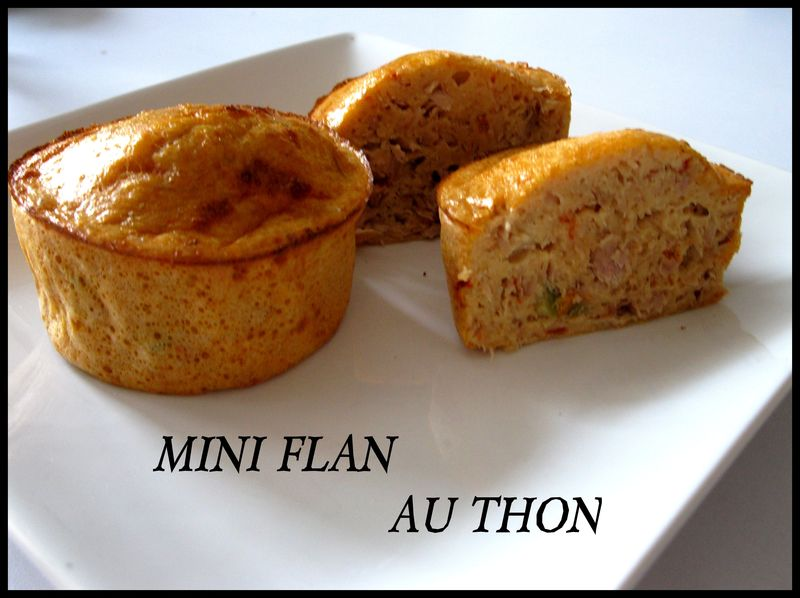 Cake Tomate Thon Thermomix