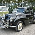 MORRIS Minor 1000 berline 4 portes Schwetzingen (1)