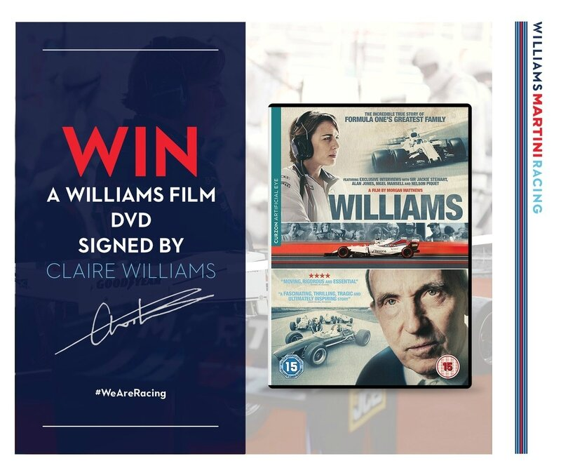WIN WILLIAMS 1