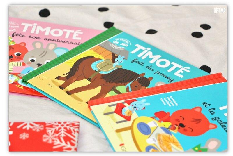 2 jeu Gründ grund livre jeunesse enfant timote timoté tout petit 3 ans 2 4 vie moment noel noël poney ferme galette des rois bbtma blog