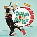Tohu bohu / rémi courgeon. - nathan, 2016 (album nathan)