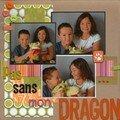 pas sans mon dragon