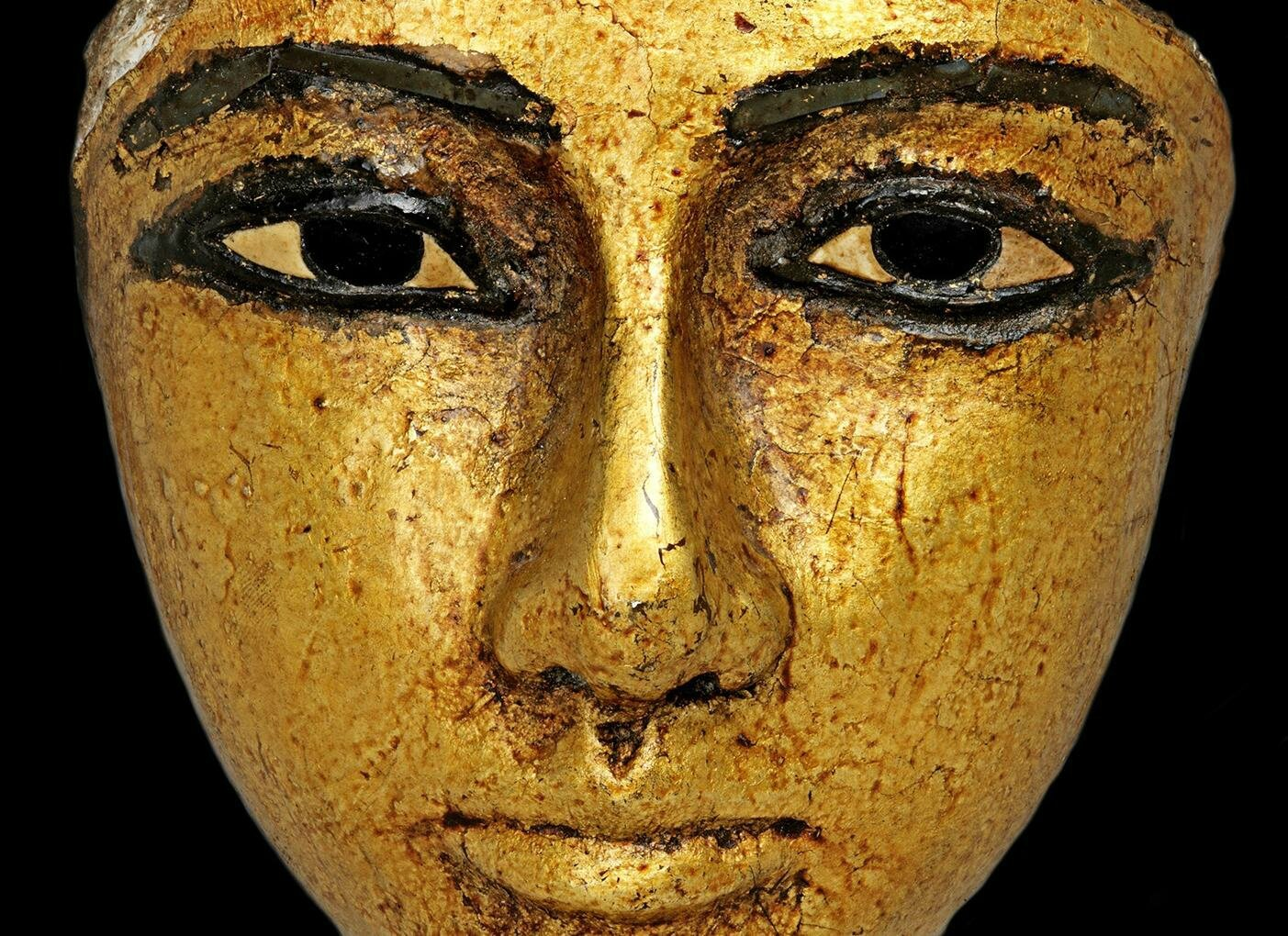 Fitzwilliam Museum's remarkable collection of Egyptian coffins on view in new exhibition