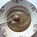 Du champignon, oui, mais en soupe