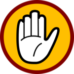 300px-Stop_hand_caution