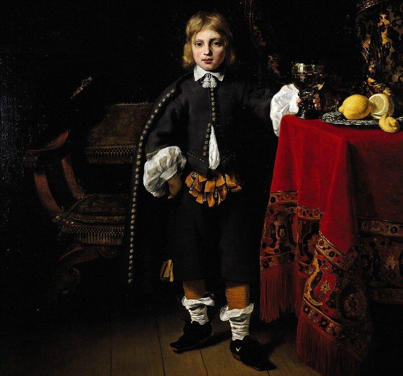 Ferdinand Bol (Dordrecht 1616 – 1680 Amsterdam ), Portrait of a Boy