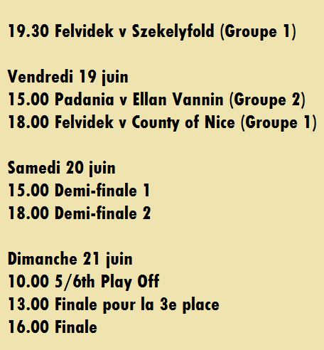 Finale coupe Europe Football