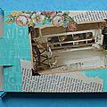 Boîte pour cartes postales