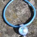 collier aqua ice