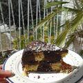 Le gâteau-damier