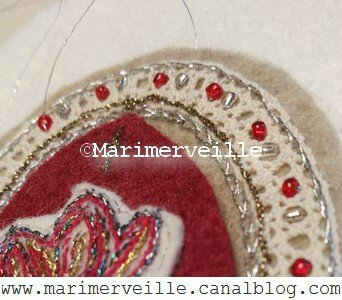 work in progress Marimerveille