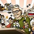 Hayao miyazaki et l'alsace