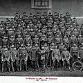 16e compagnie du 149e Régiment d'Infanterie.