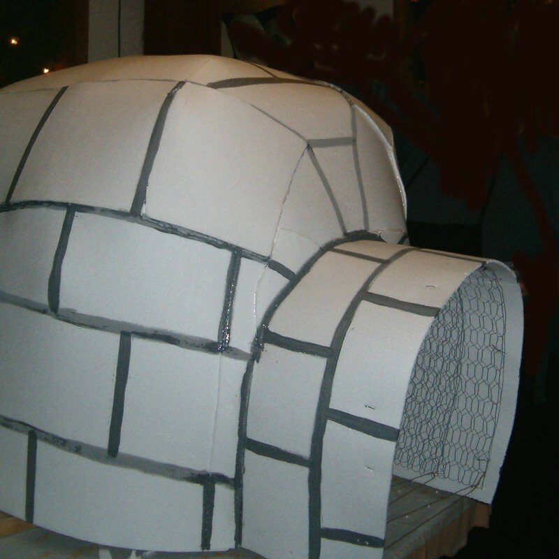 igloo decoration noel exterieur photos de conception de