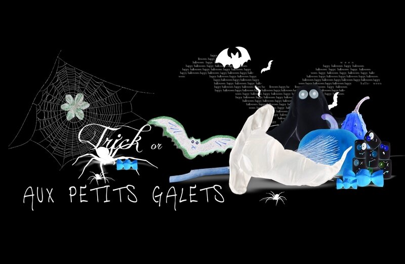 trick or treat aux petits galets