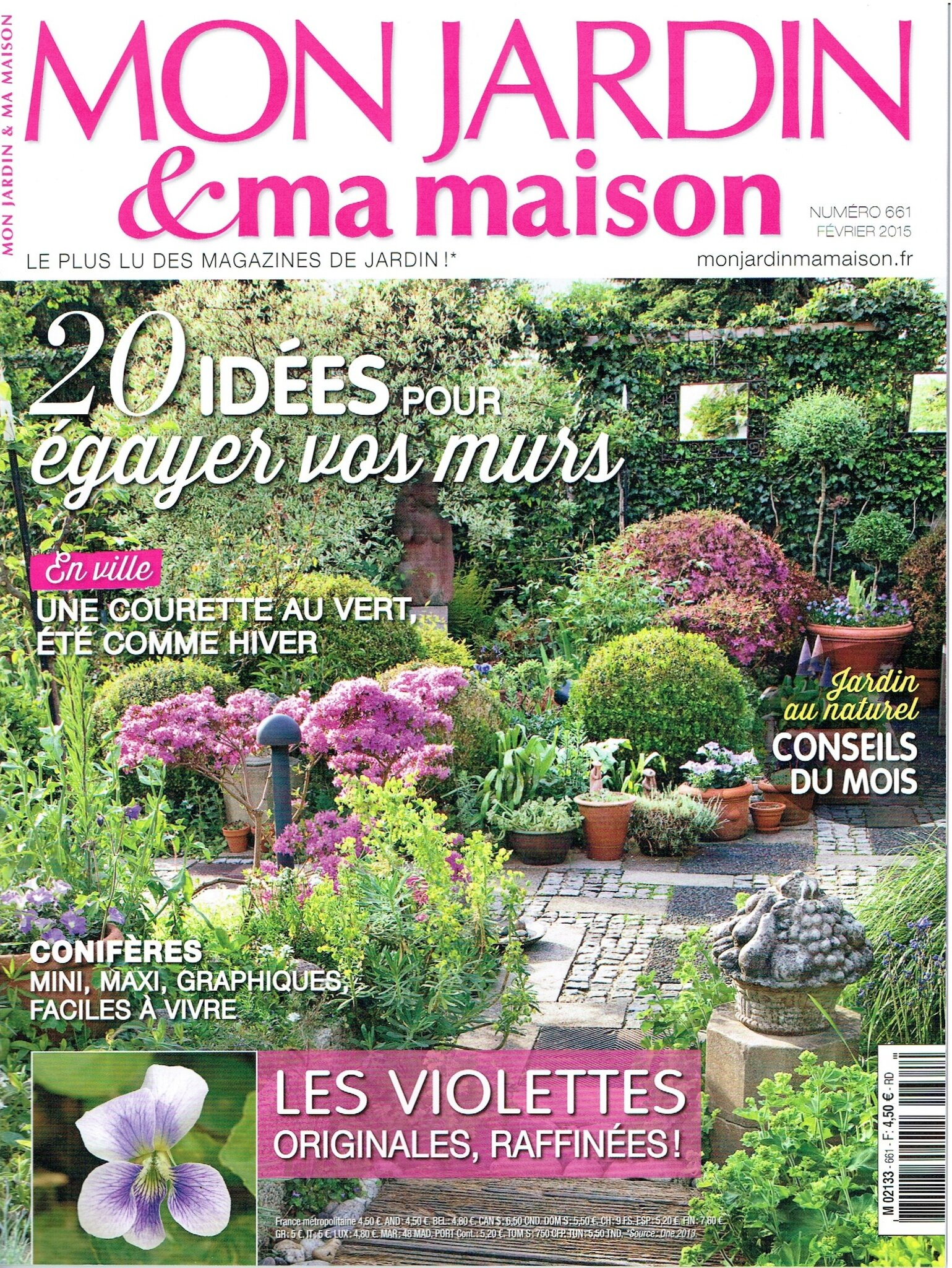 maisons et jardins magazine fabulous maisonchi with. Black Bedroom Furniture Sets. Home Design Ideas