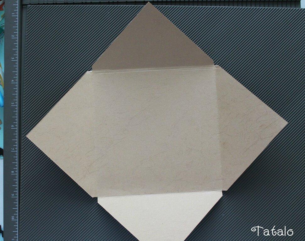 tuto pour faire ses propres enveloppes carr es bouts 39 d. Black Bedroom Furniture Sets. Home Design Ideas