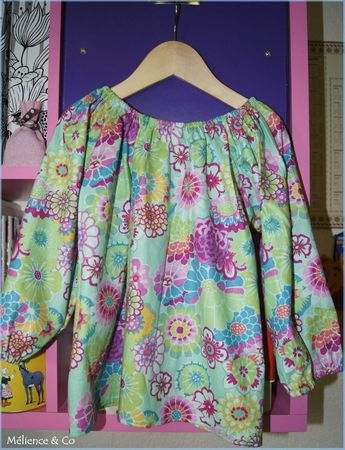 flower top Mlie