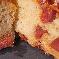 Muffins au parmesan et chorizo