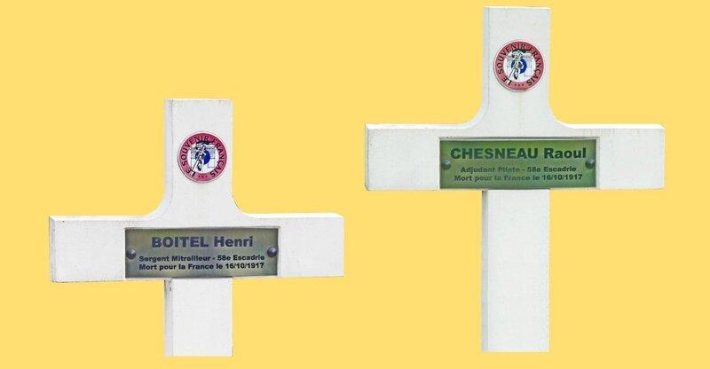 Croix Boitel Chesneau