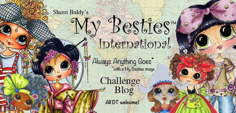 My Besties International header anything goes