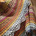 Candy shawl