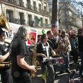 Grève et manifestation