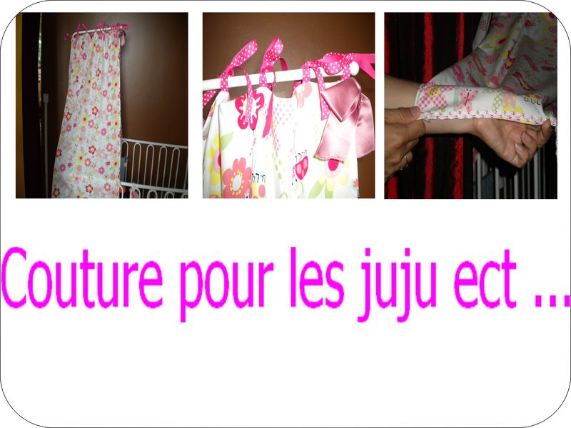 ciel de lit pour bebe couture pour les juju ect. Black Bedroom Furniture Sets. Home Design Ideas
