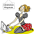 Attends je m'occupe du blog!