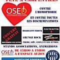 Carpentras contre l'homophobie et contre toutes les discriminations - le samedi 28 septembre