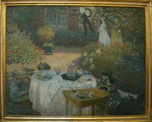 Le déjeuner de Monet