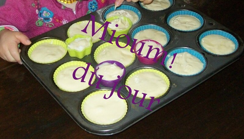 cup cake vanille fromage a la creme5