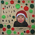 Petit lutin de Noel - la boite à coco