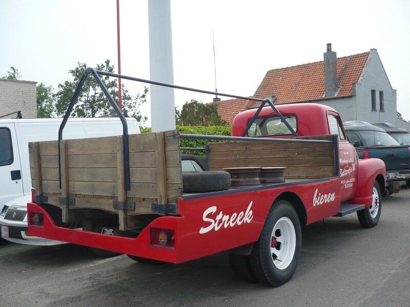 CHEVROLET 3800 marchand de bières Bulterijs Meetkerke (2)