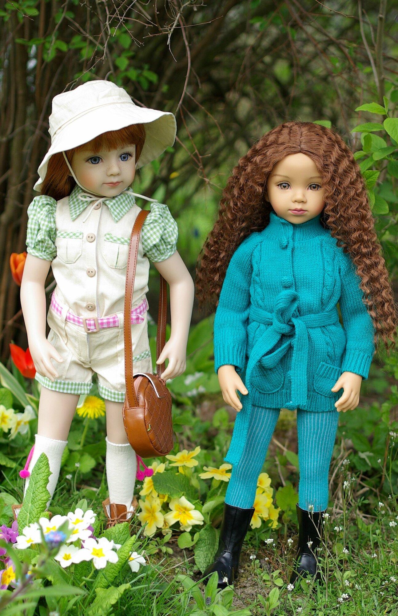 Tanya et Savannah