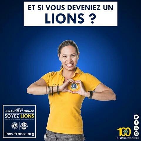 Et si vous deveniez un Lions