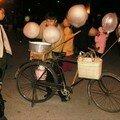 Vélos de Chine