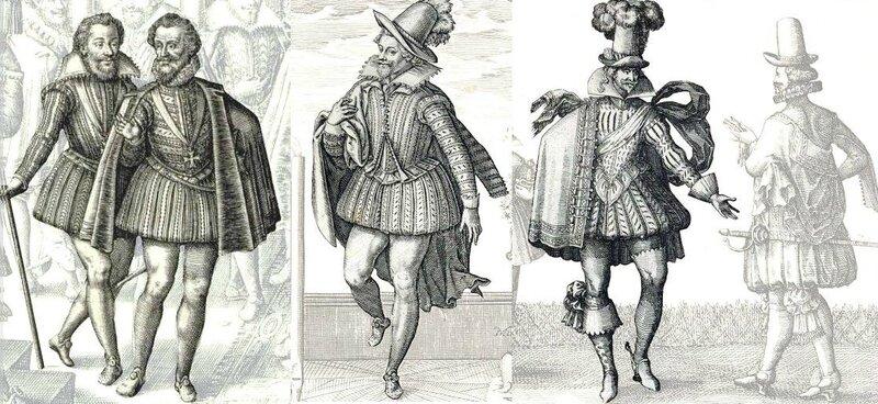 français années 1610