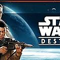 Star wars destiny : it's a trap !