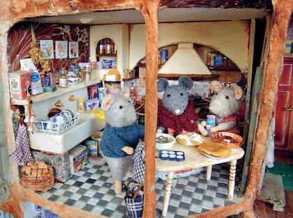 la maison dans les albums pour enfants 2 la. Black Bedroom Furniture Sets. Home Design Ideas