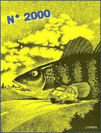 Poisson lourdel 2000