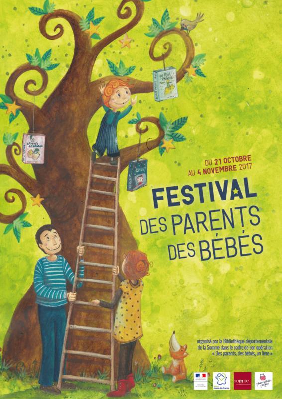Affiche Festival DPDB 2017