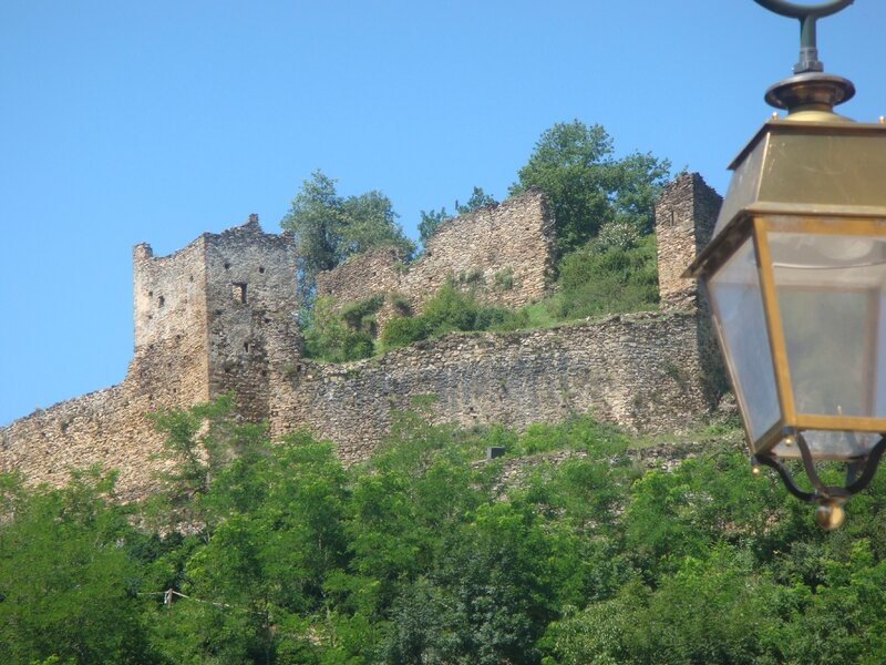 chateau ariégeois