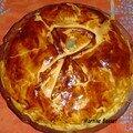 Paté de Pomme de terre de Martine avec des cêpes et des girolles