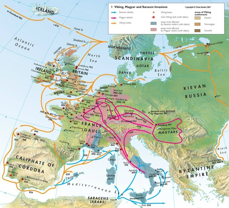 viking_magyar_and_saracen_invasions_in_9th_and_10th_century_europe