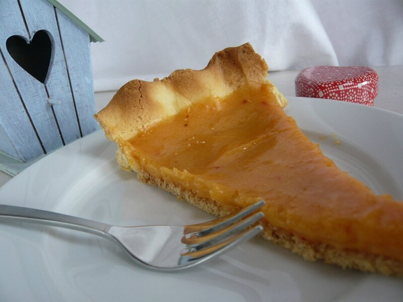 tarte a l'orange sanguine (2)
