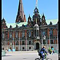 Malmö (Suède) : l'hôtel de ville